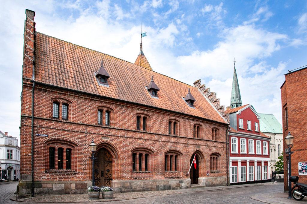 Vecchio Municipio di Ribe - 1496 - Più antico di Danimarca