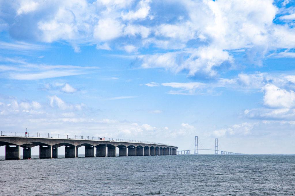Vestbroen - Ponte Ovest del Storebæltsbroen