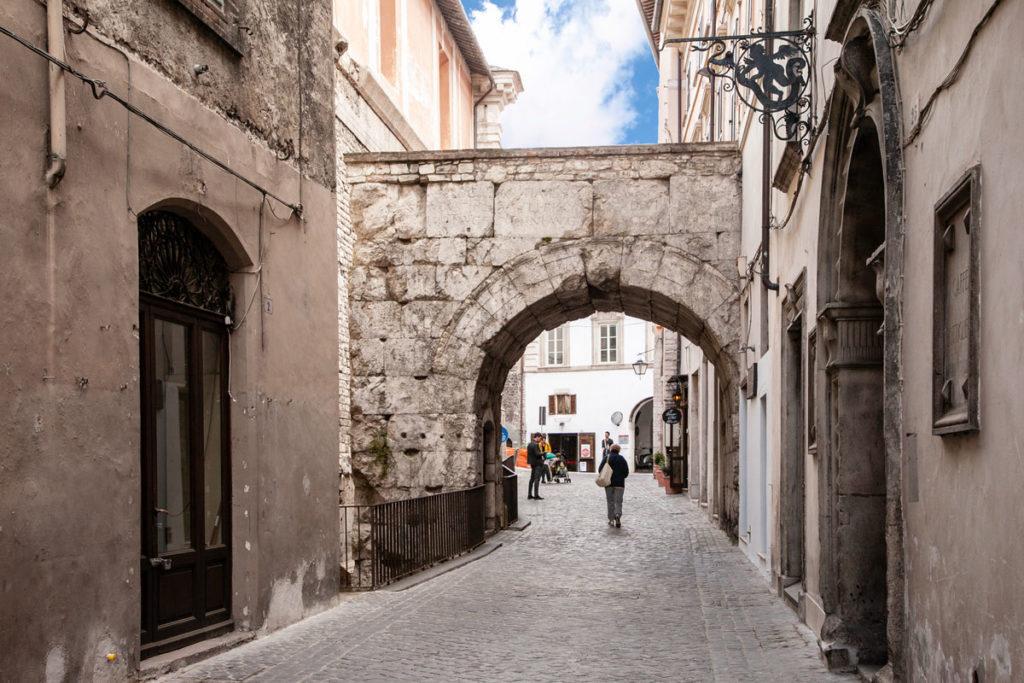 Arco di Druso e Germanico a Spoleto