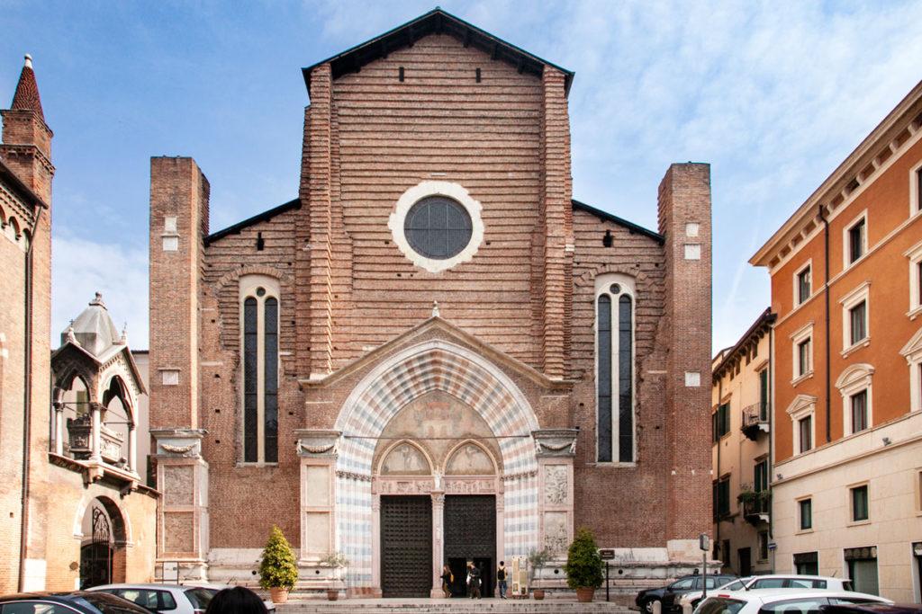 Basilica di Santa Anastasia - Cosa vedere a Verona