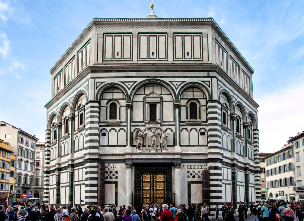Battistero di San Giovanni di Firenze e Porta del Paradiso