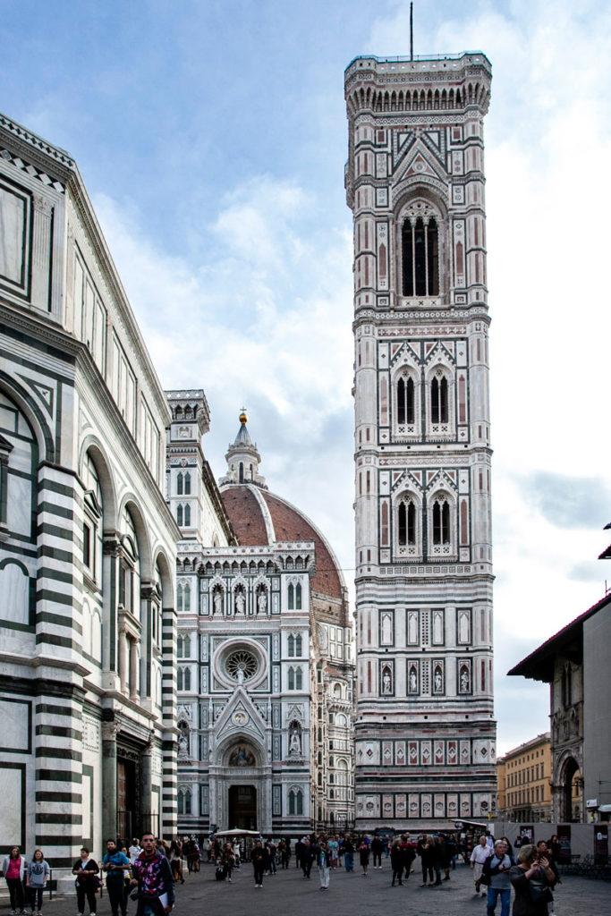 Campanile della Cattedrale di Santa Maria del Fiore