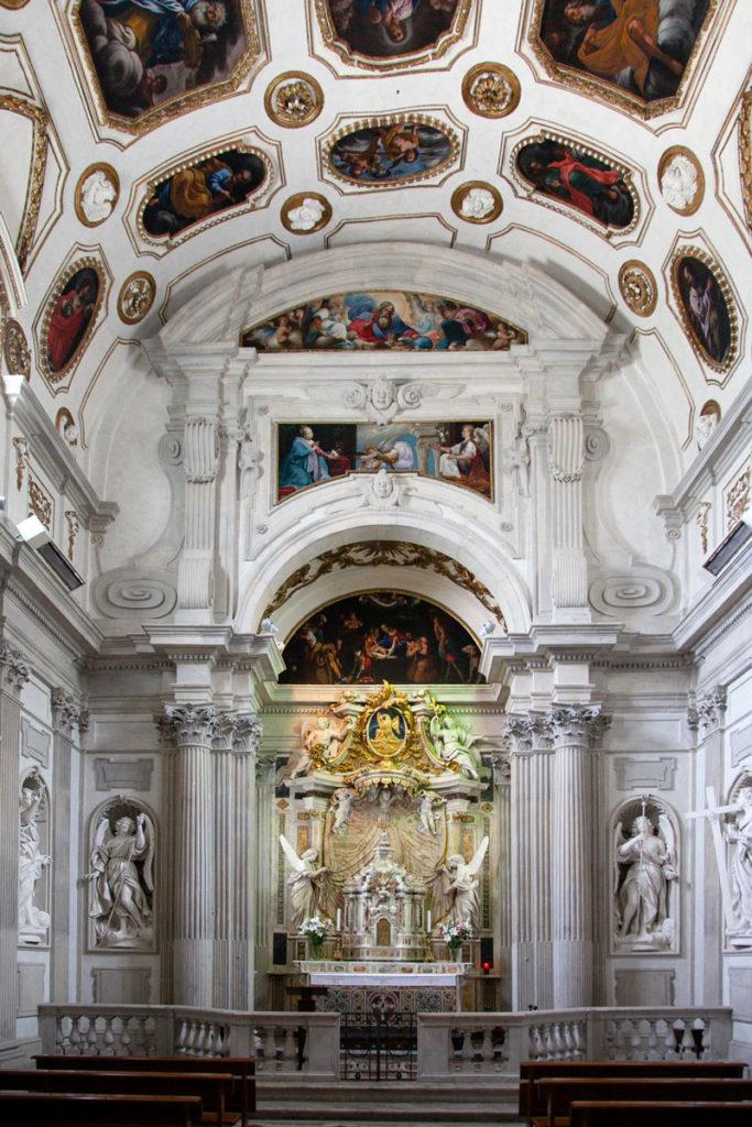 Cappella del Santissimo Sacramento del Duomo
