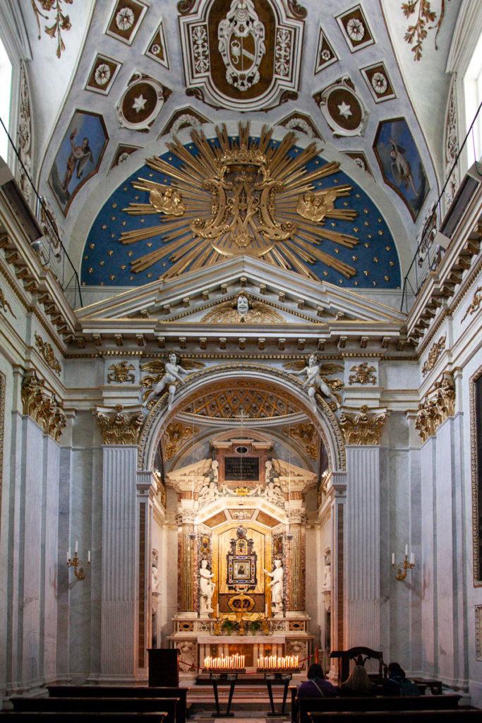 Cappella delle Santissime Icone della Cattedrale di Santa Maria Assunta