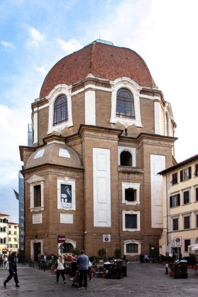 Cappelle Medicee di Firenze - Tomba della famiglia de Medici