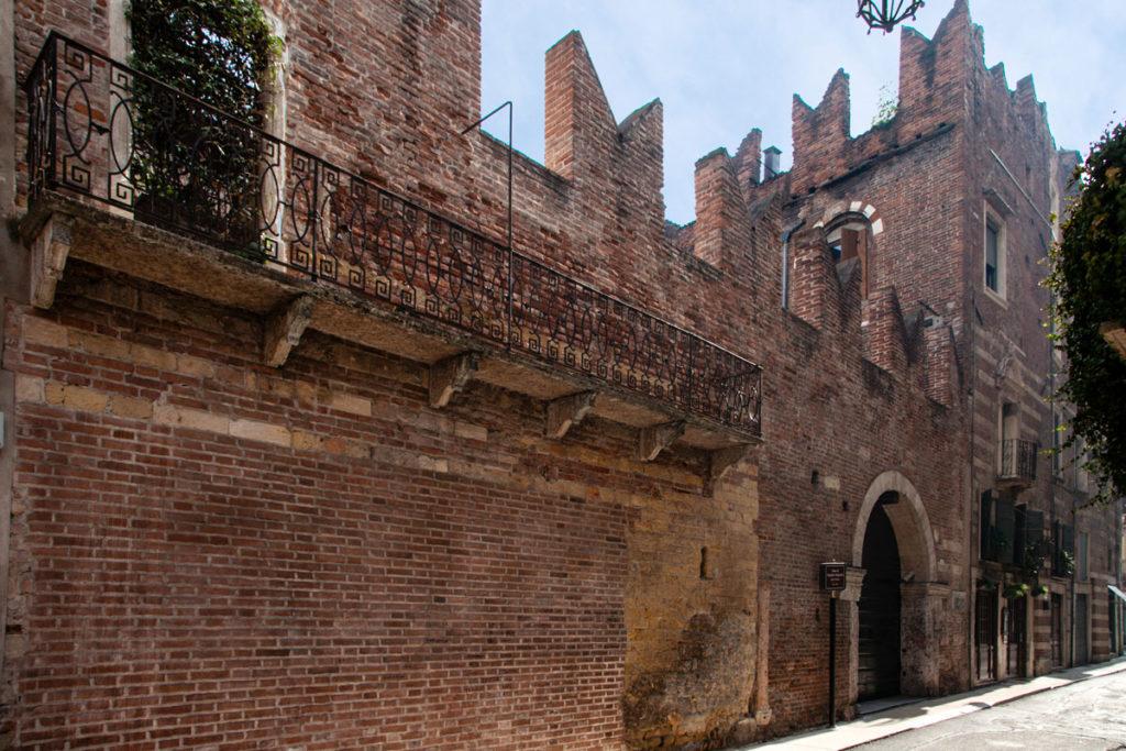 Casa Medievale di Romeo Montecchi - Cosa vedere a Verona
