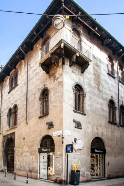 Casa Natale di Don Pietro Leonardi - Verona