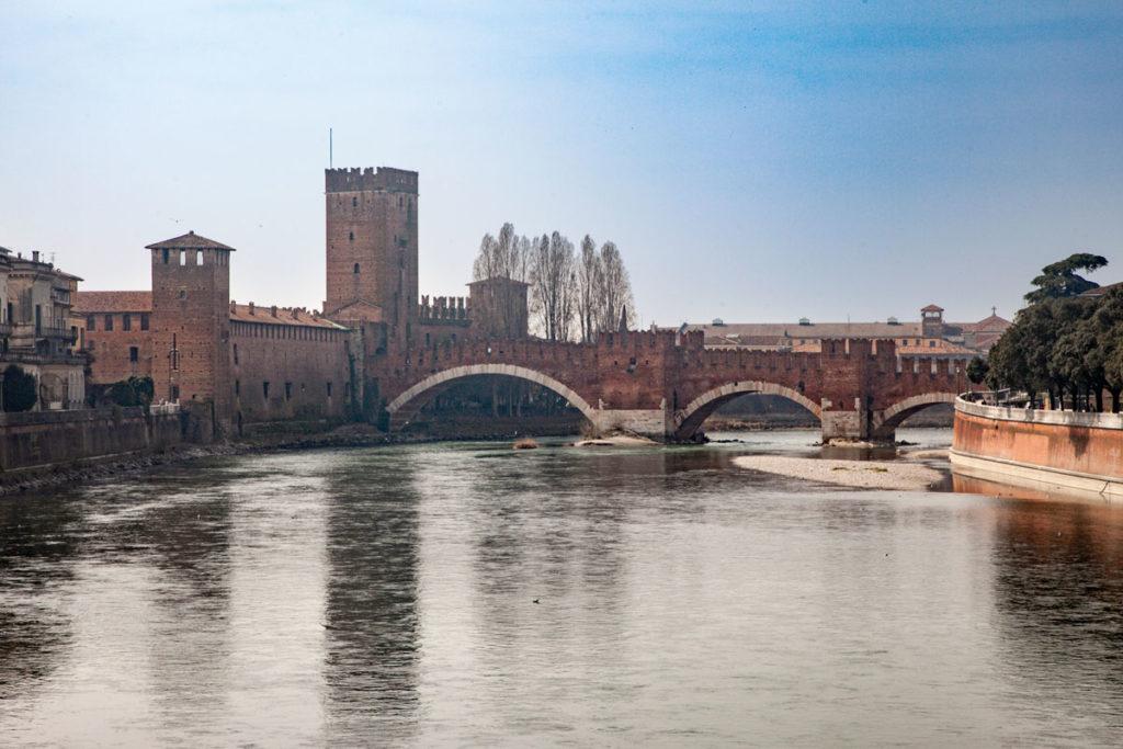 Castelvecchio e il Ponte Scaligero