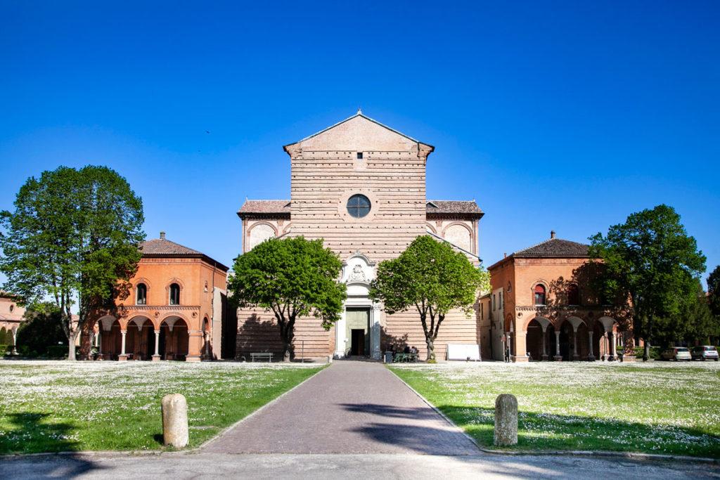 Chiesa di San Cristoforo alla Certosa - Cosa Vedere a Ferrara