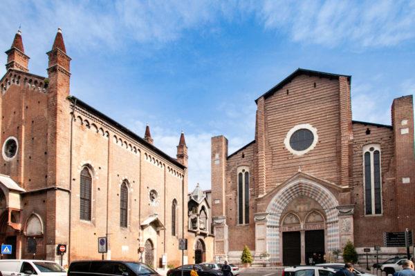 Chiesa di San Giorgetto e Basilica di Santa Anastasia