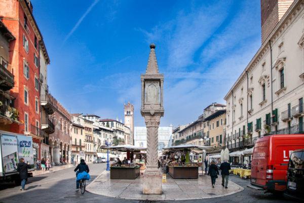 Colonna Antica di Piazza delle Erbe