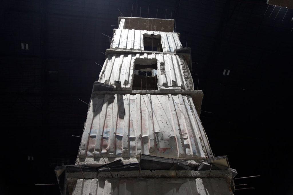 Dettaglio dei Libri nella Torre WH - Sette Palazzi Celesti di Kiefer