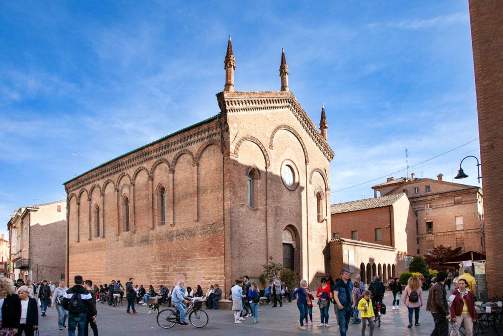 Ex Chiesa di San Romano di Ferrara - Museo della Cattedrale