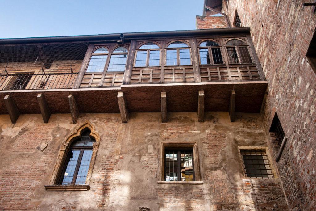 Ex Terrazzo da Casa Popolare della Casa di Giulietta