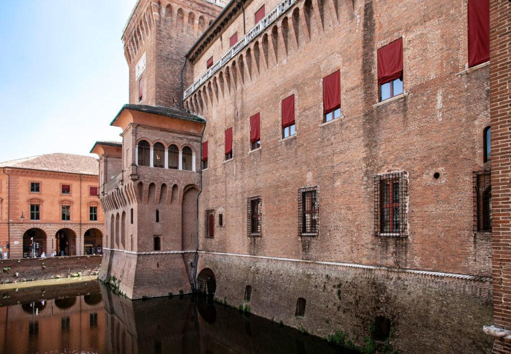 Fossato del Castello Estense - Ferrara