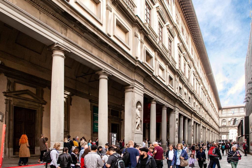 Galleria degli Uffizi di Firenze - Museo di Arte