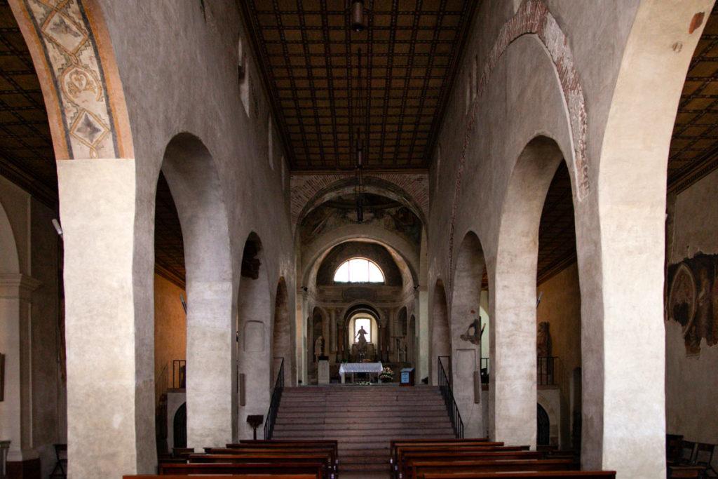 Navate Interne della Chiesa di Santo Stefano
