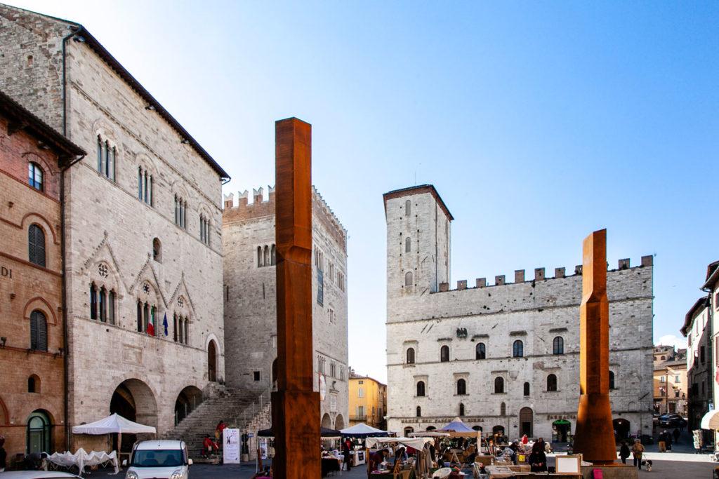Palazzo dei Priori a Todi