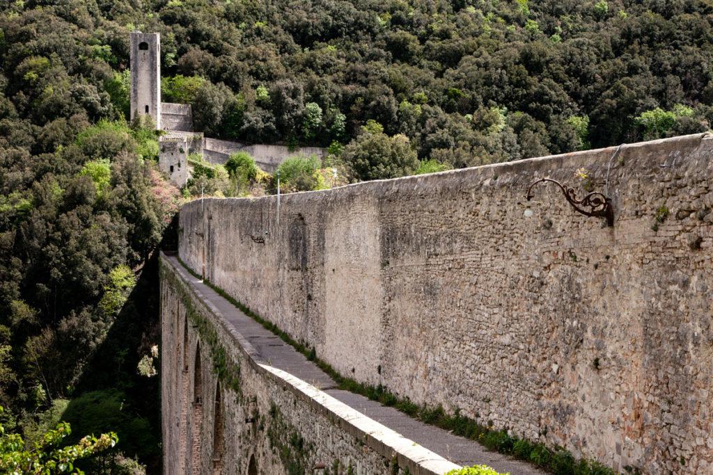 Passaggio Pedonale su Ponte delle Torri