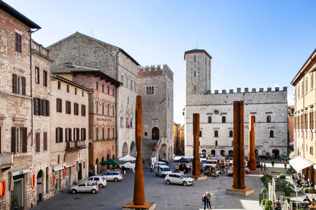Piazza del Popolo di Todi