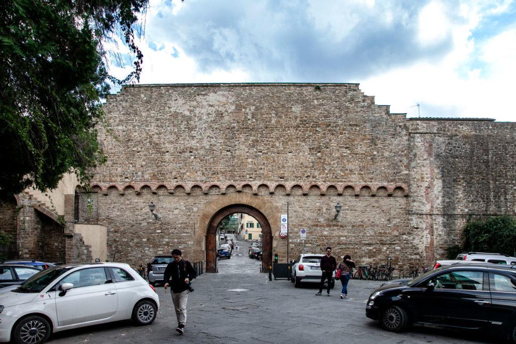 Porta San Miniato di Firenze