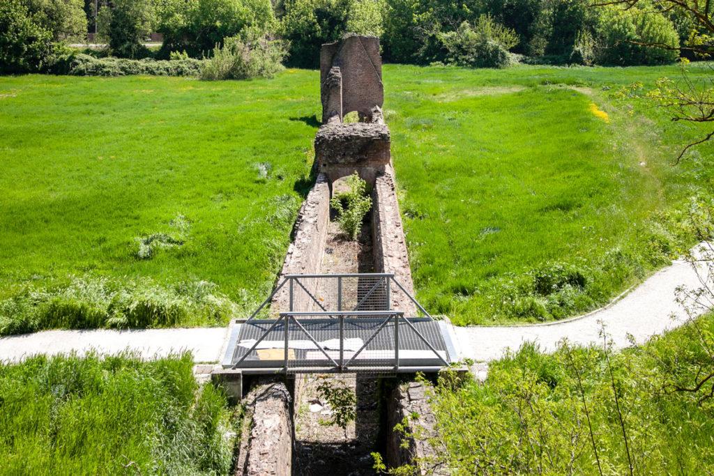 Prato e Mura Storiche medievali di Ferrara