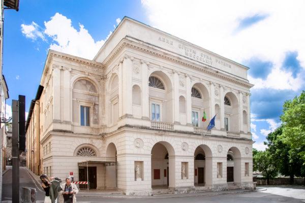 Teatro Nuovo Gian Carlo Menotti - Spoleto