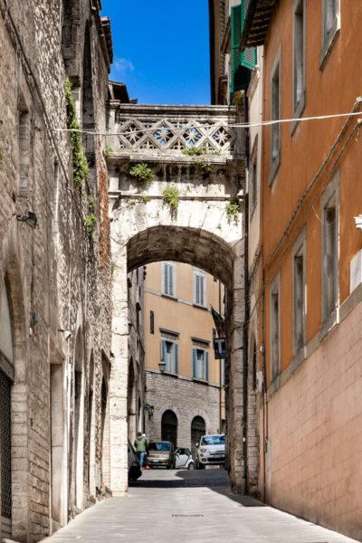 Todi - Porta Marzia
