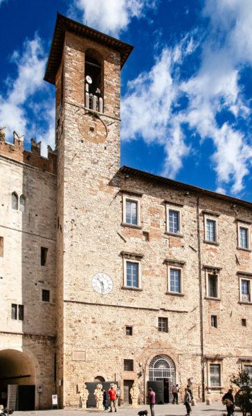 Torre Civica del palazzo delle poste e dei telegrafi di Todi