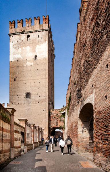 Torre d'Ingresso al Castelvecchio