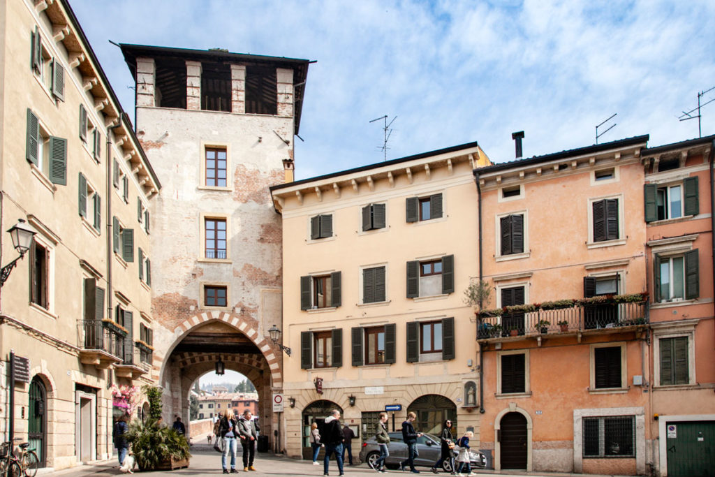 Torre di Ponte Pietra - Cosa vedere a Verona