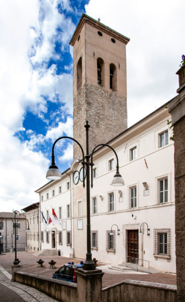 Torre duecentesca del Palazzo Comunale