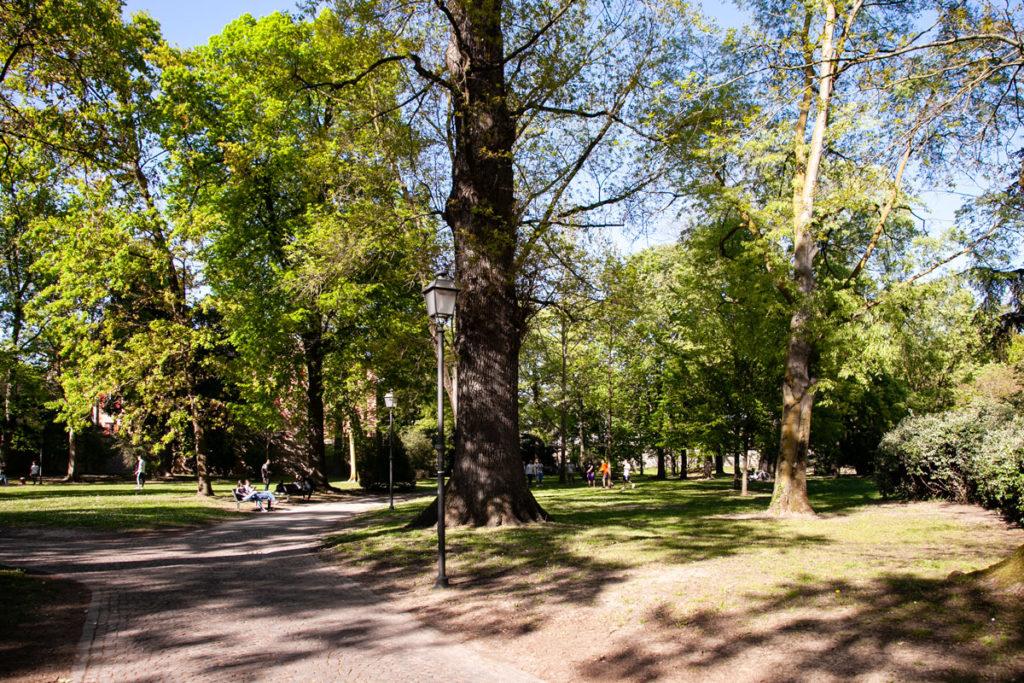 Verde a Ferrara - Orto Botanico dell'Università