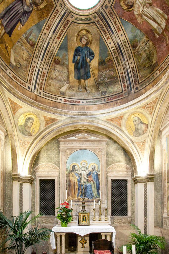 Altare Basilica di Santa Maria Infraportis - Foligno