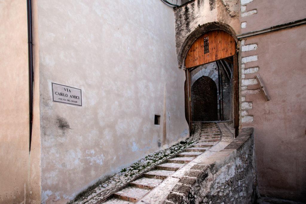 Antica Porta di Trevi