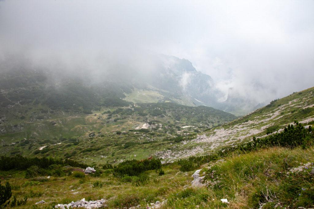 Apertura su pianure del monte Pasubio