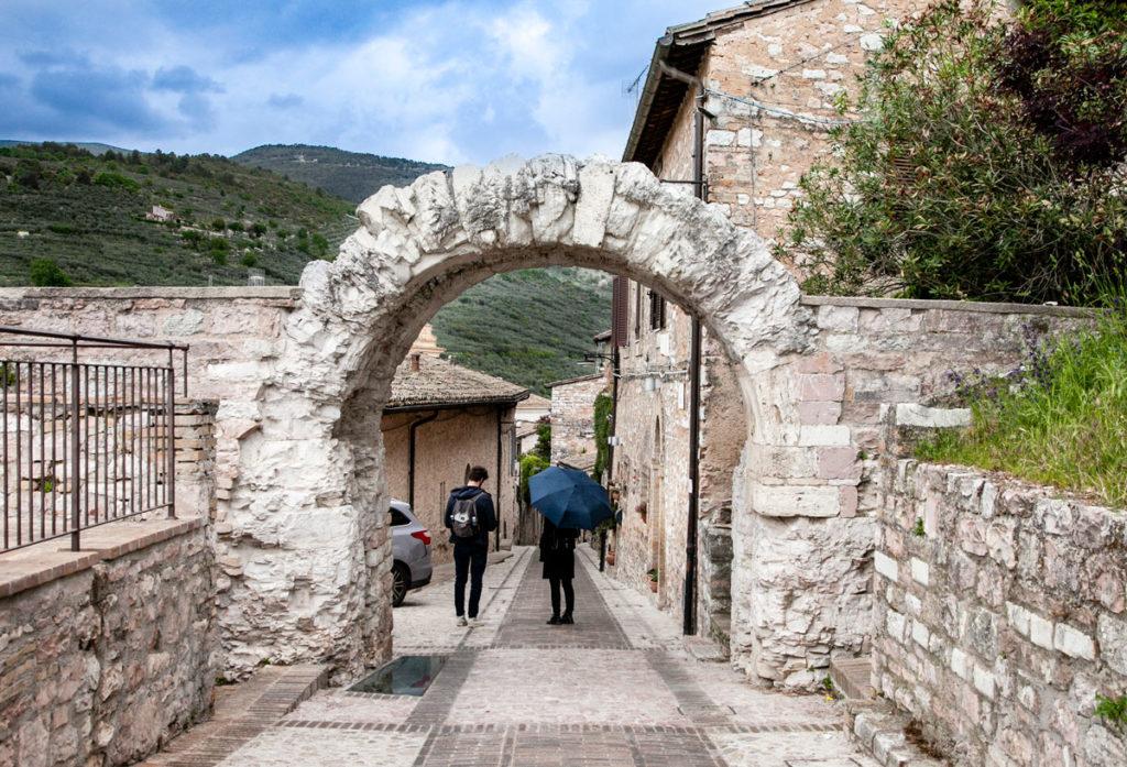 Arco Romano di Spello
