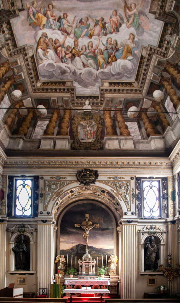 Cappella laterale del duomo