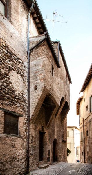 Casa Quattrocentesca - Cosa vedere a Trevi