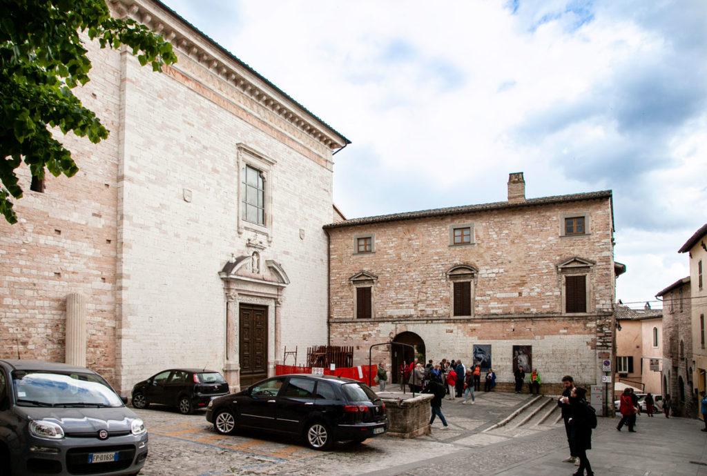 Chiesa di Santa Maria Maggiore e palazzo priorale