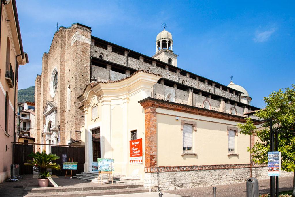 Duomo di Salò - Vista Esterna