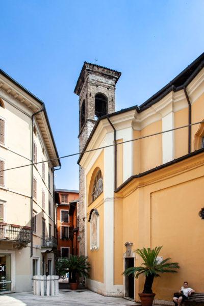 Esterni della Chiesa di San Giovanni Battista Decollato