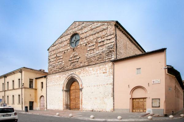 Facciata della Chiesa di San Domenico - Auditorium