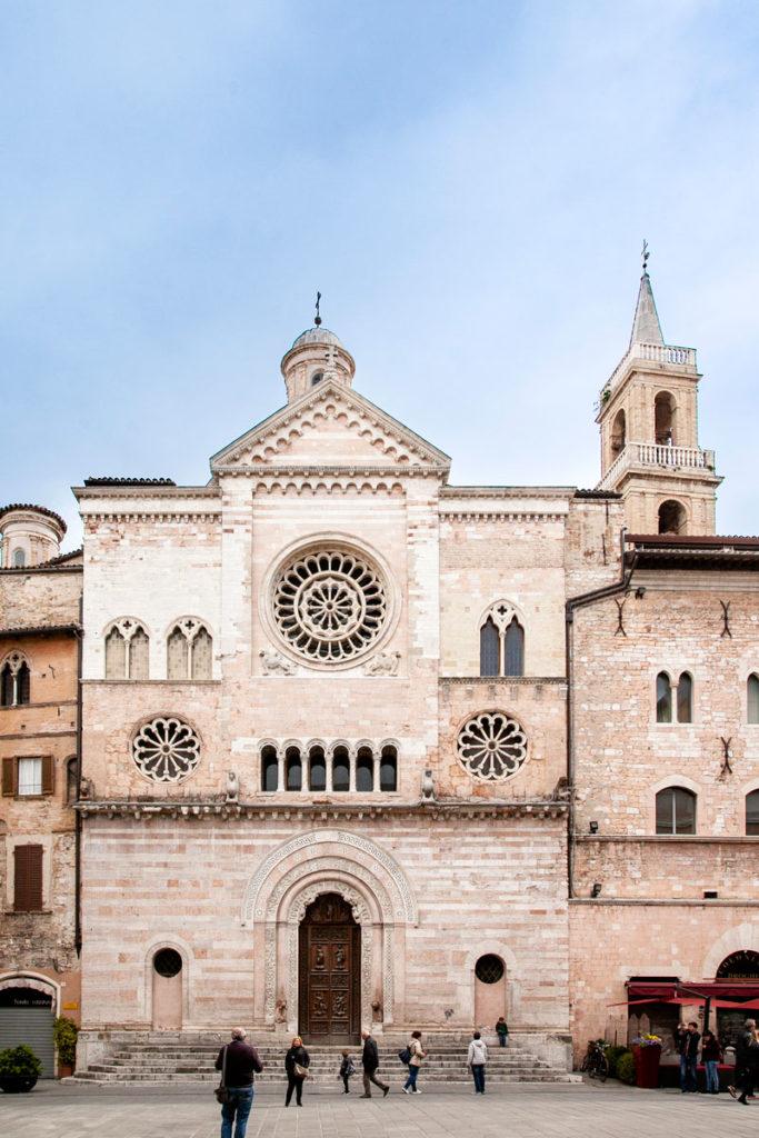 Facciata secondaria del Duomo di Milano - Cattedrale di San Feliciano
