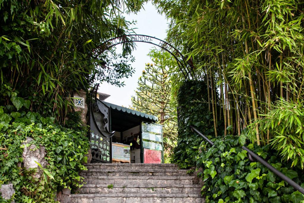 Giardino botanico fondazione André Heller o Giardino Hellen Hruska