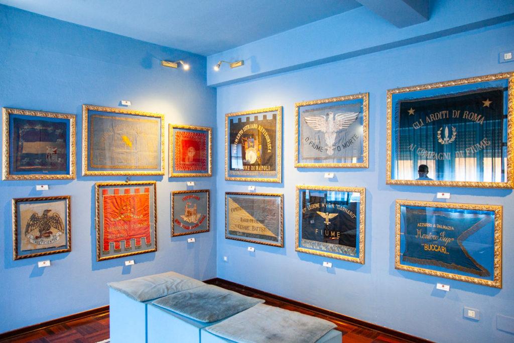 Il Museo d'Annunzio Eroe