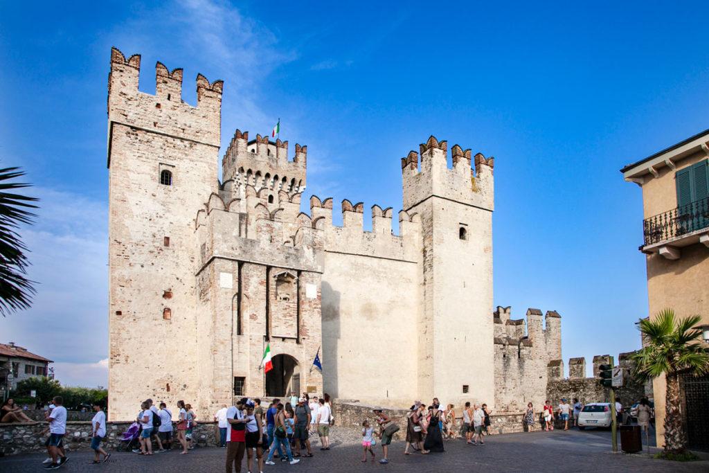Ingresso al Castello Scaligero