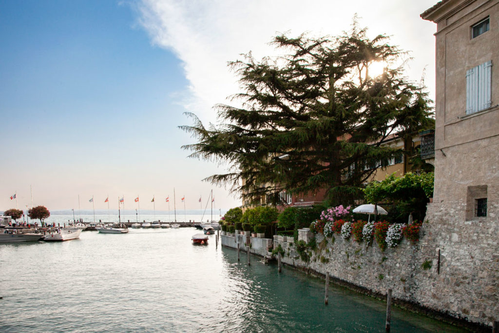 Lago di Garda e Sirmione al Tramonto
