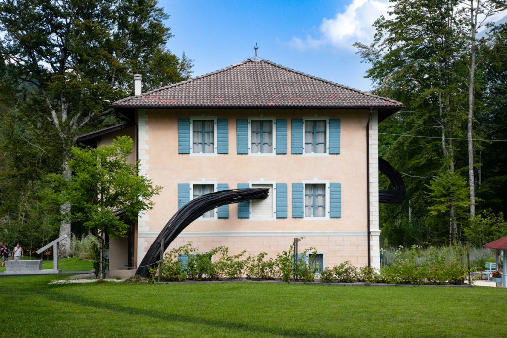 Lo spirito di Samarcanda a Villa Strobele - Arte Sella