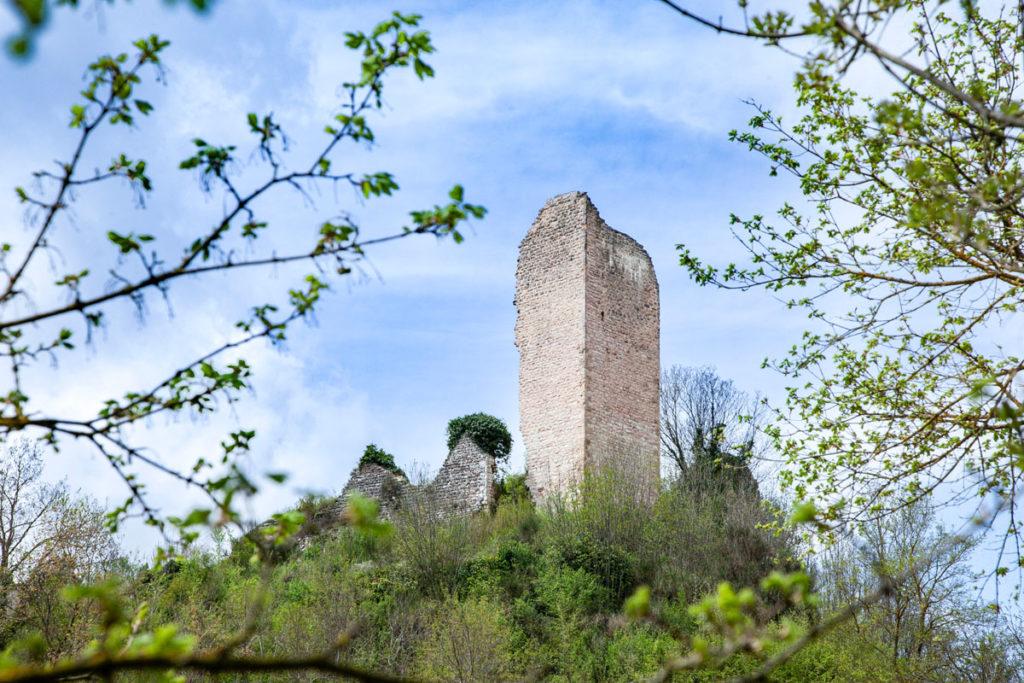 Mastio del Castello di Rasiglia